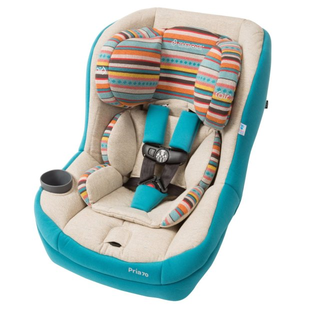 For adventurous little nomads. Bring a sense of adventure to everything you and your child do with this special edition pria 70 by maxi-cosi. The bohemian collection is inspired by hand-crafted items with a focus on tactile fabrics, playful color, and authentic patterns. The special edition bohemian collection is playful, colorful and unique. It makes you want to have an adventure with your little one and allow your child's creativity to run free. Hand them the tools to discover and enjoy their own world, inspiring them with the things you love. The pria 70 convertible car seat fits. The pria 70 provides the right fit for a safe and comfy ride. It fits for better safety with air protect side impact protection. This advanced air cushion system protects your child's head where it's needed most in a side impact crash. It fits with the safety of flextech for multi-directional crash energy management. It fits babies rear-facing starting at 9 pounds and keeps them cozy up to 40 pounds. When they're ready to ride forward-facing, turn the pria convertible car seat around to safely fit children up to 70 pounds. The pria 70 also fits for mom and dad. It fits with less space needed for the rear-facing seat, providing more leg room for front seat passengers. It fits easily into your family's car with one click latch connectors, deep recline angle adjustment, and color coded installation systems. It fits your child with plush comfort for an enjoyable ride. For the right fit all around, it's the pria 70. TOP BEST BABY ITEMS TO HAVE NEW MOM PREGNANT NURSERY MOTHER SEW MANY WAYS KIMI MATERNITY BABY SHOWER GIFT PRESENT TOYS ESSENTIALS