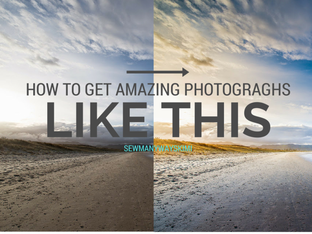 Learn how edit and create the best photographs with SEWMANYWAYSKIMI. Using Lightroom and Cuba Gallery. So easy! With amazing professional results.