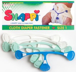 "Cloth diapering made even easier!  bumGenius Freetime All-In-One One-Size Cloth Diapers feature our patent pending butterfly closure system to provide a comfortable, trim fit. This simple design makes cloth diapering as easy as using disposables. Our ""no-stuff"" system with semi-attached, stay dry inserts is an ideal solution for families with a child in day-care or family members resistant to cloth diapers! Using the snaps on the front of the diaper, adjust the size if needed, put the diaper on your baby, wash, dry and re-use. No extra steps. No stuffing. No cover required. Our one-size diapers are designed to fit most babies weighing between 8 and 35 pounds.  The soft, waterproof outer fabric keeps the diaper trim on your newborn and toddler. Soft, sueded inner fabric gently wicks moisture away from your baby's skin. Super stretchy, gentle leg and back elastic with rolled out casings keeps the yuck in and help to keep red marks away. BGFreetime_Martin_S sew many ways kimi cloth diapering keami terrill 101 beginner disposable diaper hybrid fitted ospcozy snappi wool diaper cover pul"