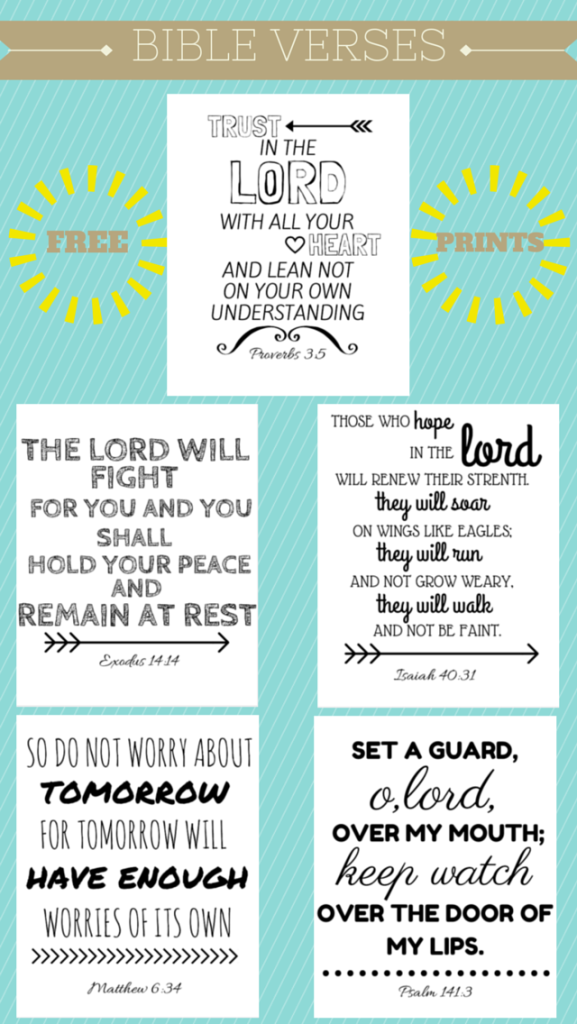 #FREE #BIBLE #VERSES #SCRIPTURE #PRINT #OUT #PRINTABLES