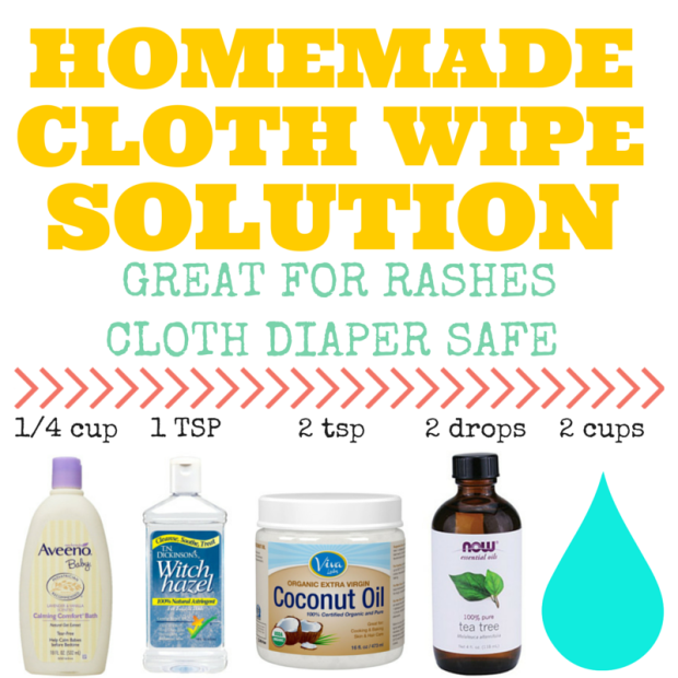 #CLOTH #WIPE #WIPES #SOLUTION #SEW #MANY #WAYS #KIMI #HOMEMADE #RECIPE  #SOLUTIONS #RASHES #SAFE #COCONUT #OIL #AVEENO #TEA #TREE #WITCH #HAZEL #WATER